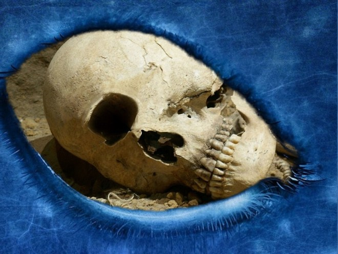 Cyclops, myth or marginalized Nephilim? Original article by Alessandro Brizzi.
