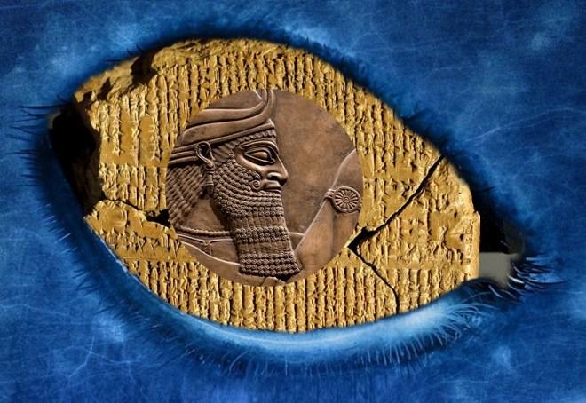 Epic Gilgamesh mentions the Anunnaki? Original article by