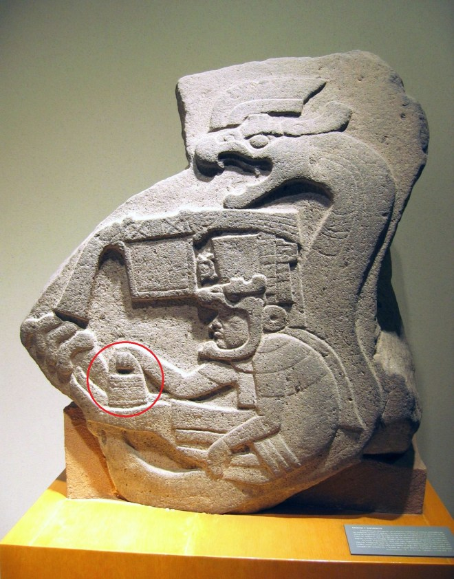 The mysterious Olmec handbags