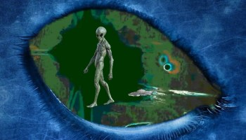 Distance vision, I reveal the details of the Extraterrestrial presence on Earth.