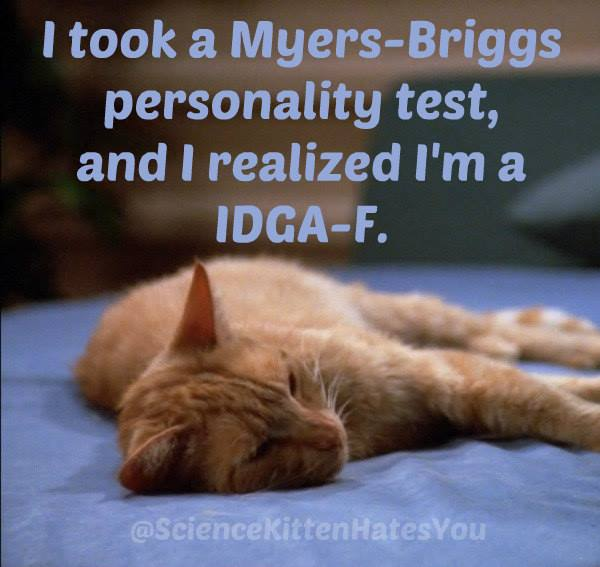 The problems in psychology, problems with MBTI test