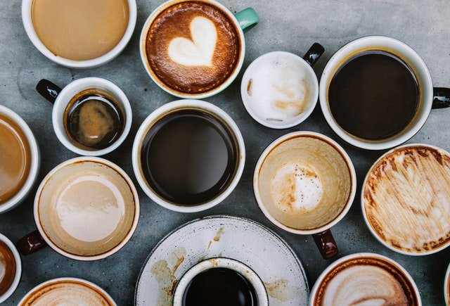 Food psychology: Coffee tastes different from different mugs