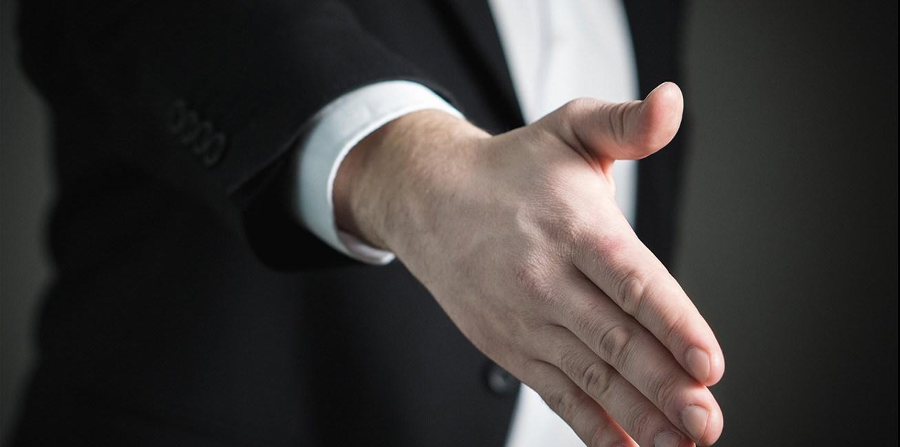 handshake kryon systems software AG