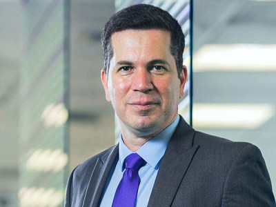 Eduardo Almeida, vice president and general manager of Unisys for Latin America. (Photo credit: Unisys)