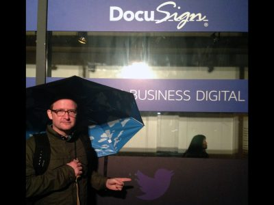 DocuSign Acquires License to Appuri Machine Learning Tools (Photo credit: Ian Brown)