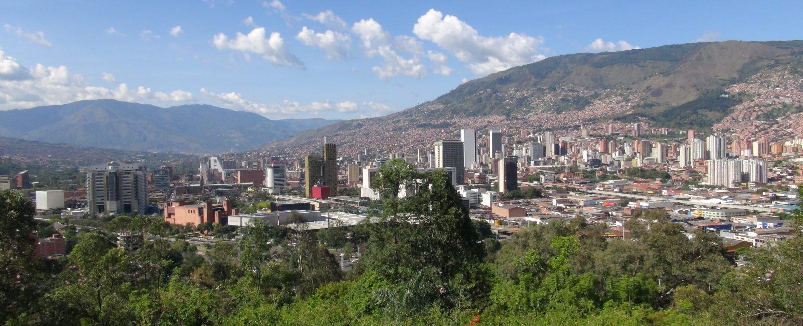 Medellin, Colombia (Photo credit: Jared Wade)