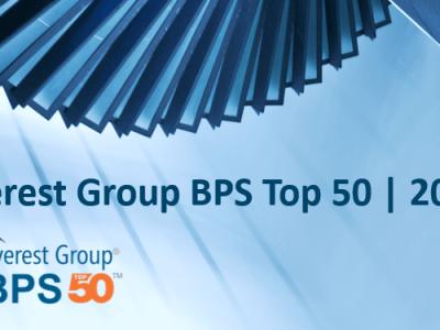 Everest Group BPS / BPO Top 50 Companies