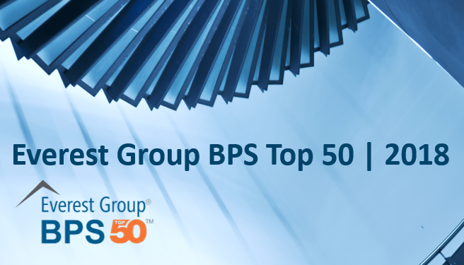 Everest Group BPS / BPO Top 50 Companies