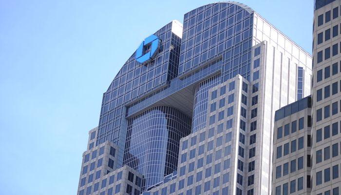 JPMorgan Chase Tower (Photo credit: Joe Mabel)