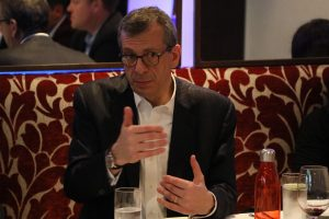 Peter Altabef is the CEO of Unisys (Photo credit: Loren Moss)