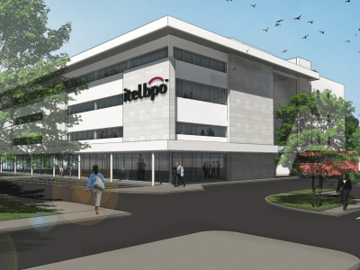 The modern building will open in Kingston in June of this year