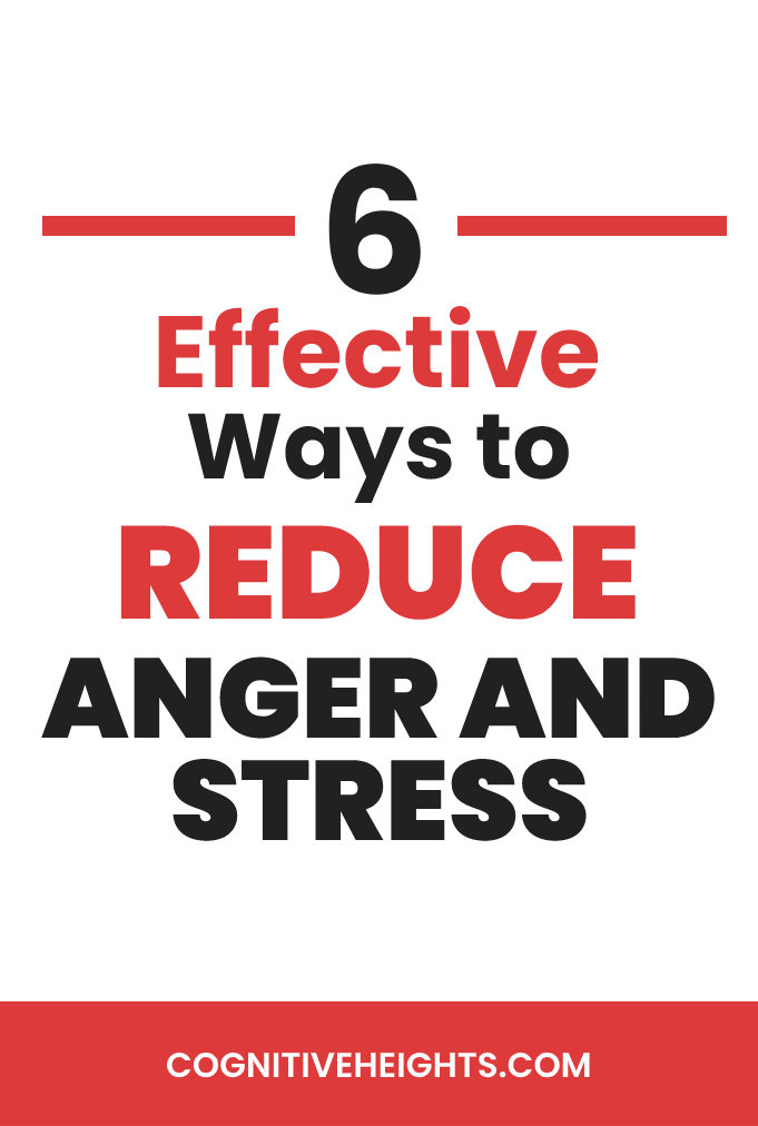 reduce anger and stress