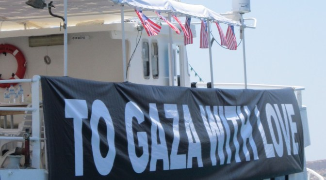 Neocons Fume Over US Boat to Gaza