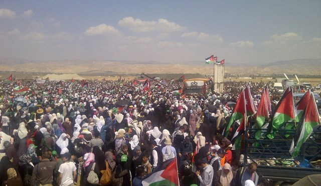 Palestinian Land Day: Global Opposition To 60 Years Of Occupation