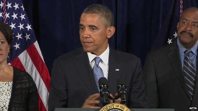 Barack Obama Defends US Surveillance Tactics