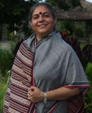 Militarization Of The Food Supply: Dr. Vandana Shiva