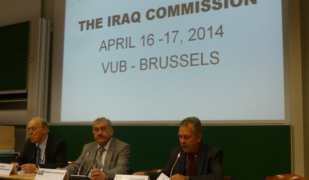 International Lawyers Seek Justice For Iraqis