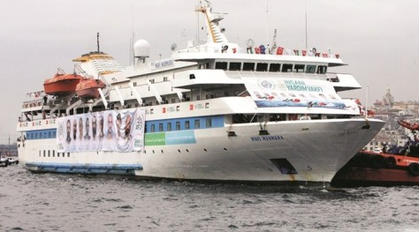 A  Turkish court has ordered the arrest of four Israeli officials in relation to the 2010 raid on the Mavi Marmara aid flotilla.