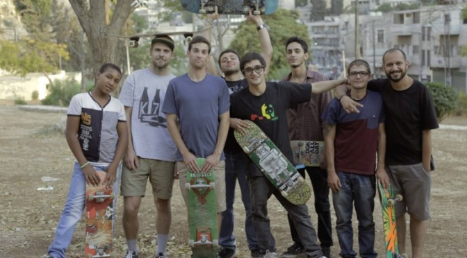 7Hills Skatepark In Jordan: Creative Repair For Middle East Youth