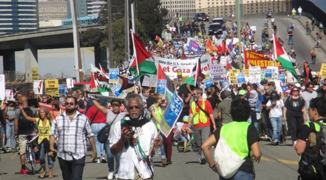Unionizing Solidarity With Palestine: Support Grows For BDS Among Grassroots Labor Movement