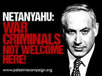 Under International Law Netanyahu Should Be Arrested for War Crimes In New York