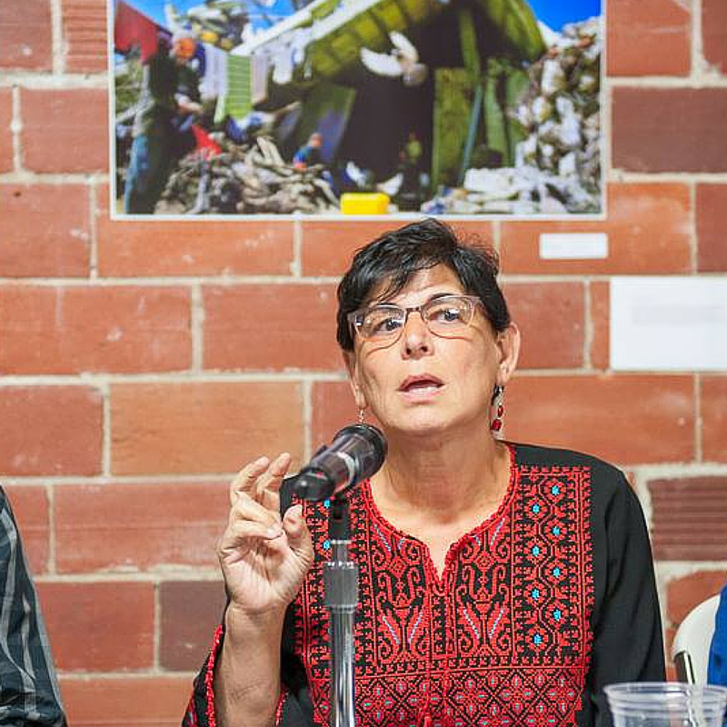 International Solidarity Campaign To Defend Professor Rabab Abdulhadi