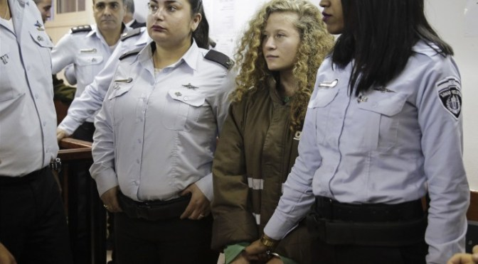 Ahed Tamimi: A Teen in Search of Freedom