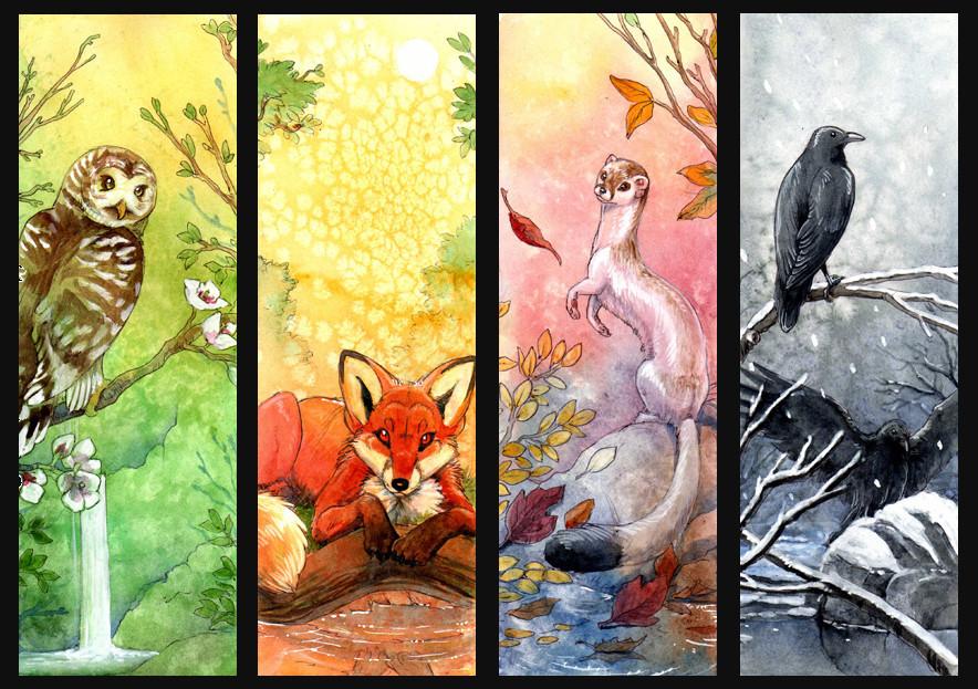 four_seasons_by_hibbary