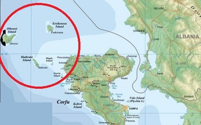 Διαπόντια Νησιά, το άγνωστο δυτικότερο άκρο της Ελλάδας – Cognosco ...
