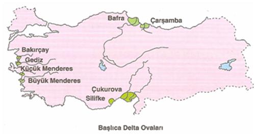 türkiyenin-delta-ovaları