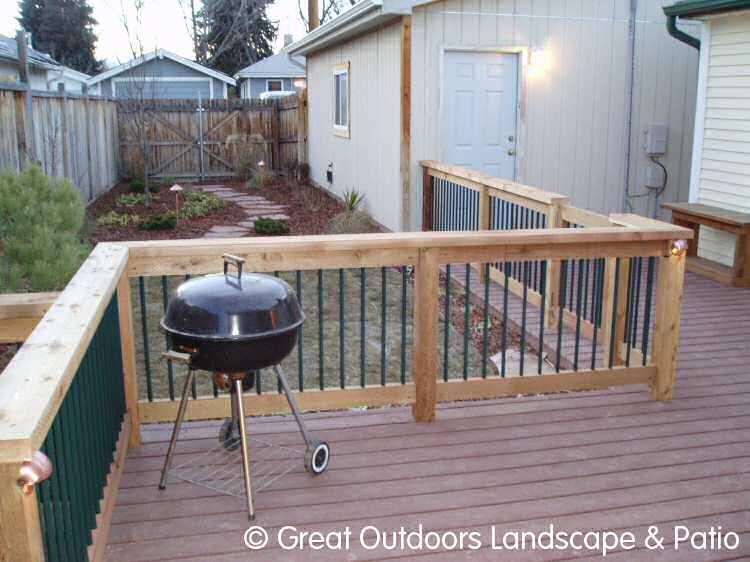 Denver, Colorado Landscaping Decks & Patios