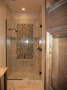 Featured Project: Frameless Shower Door