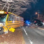 Bus Crash Shuts Down Route 3A