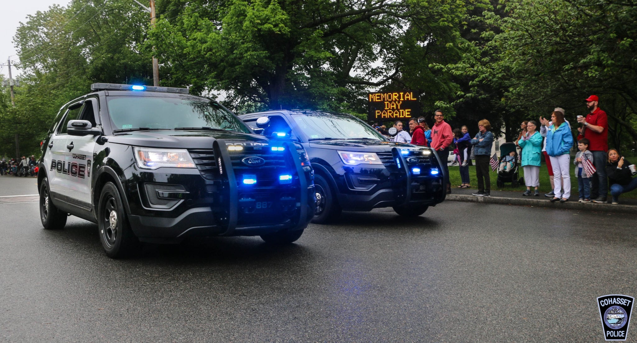 Divisions - Cohasset Police Department