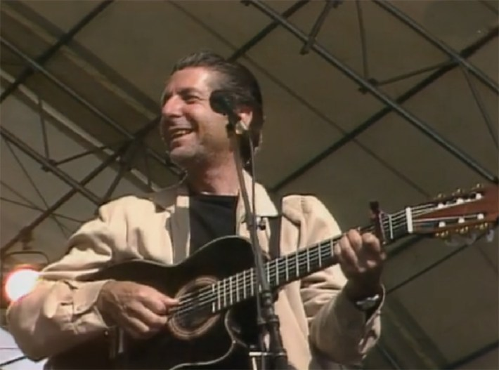 1985-Leonard-Cohen-Norway-Videos