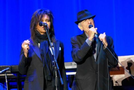 Sharon Robinson & Leonard Cohen