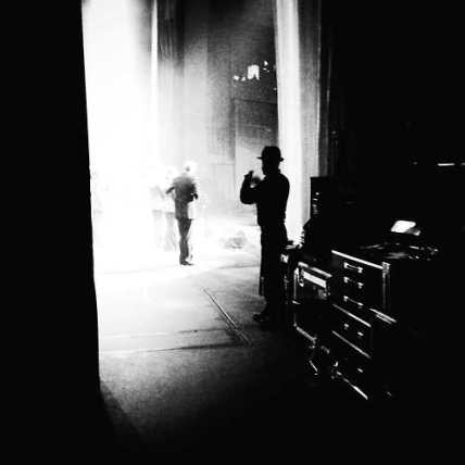 Leonard Cohen – April 6, 2013 Radio City Music Hall. Photo: Joey Carenza