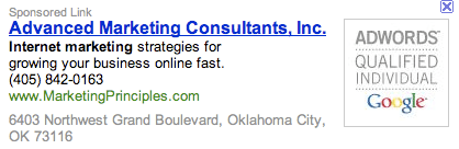 Advanced Marketing Consultants