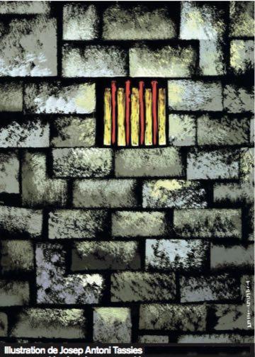 Catalogne en prison
