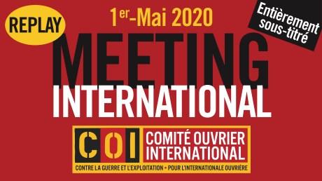 Meeting en français