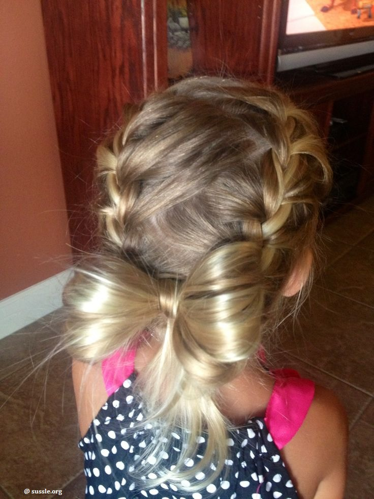 Hairstyles For Long Hair For School Easy Page 16