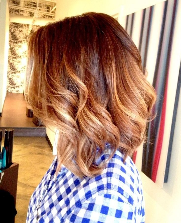 Style And Highlights Black Blonde