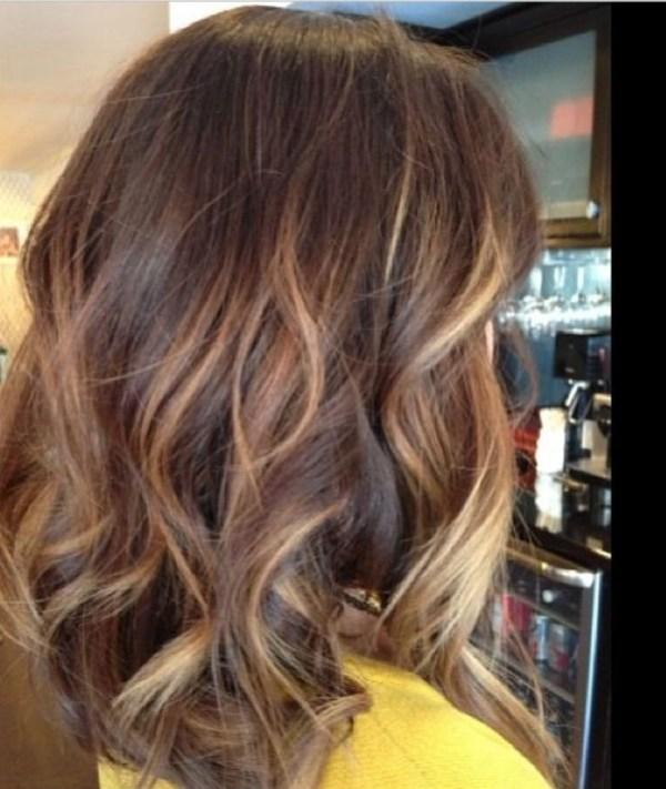 Top 25 Modèles Balayage Cheveux Les Plus Tendance ...