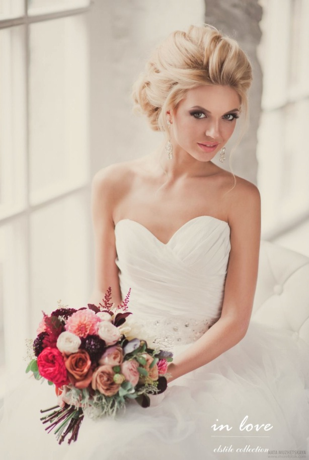 Coiffures Mariage Tendance Tautomne 2017 Coiffure