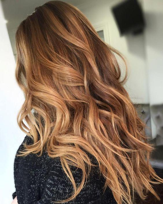 Tendance Coloration Cheveux 2018 Coiffure Simple Et Facile
