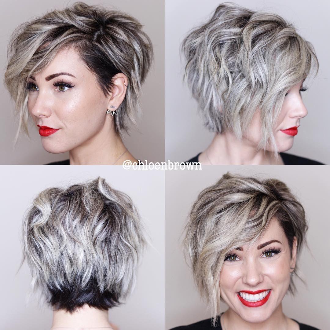 Coiffure Facile Cheveux Court A Faire Soi Mme Coiffure