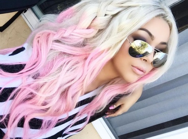 Une Nouvelle Coloration De Cheveux Tendance 20182019