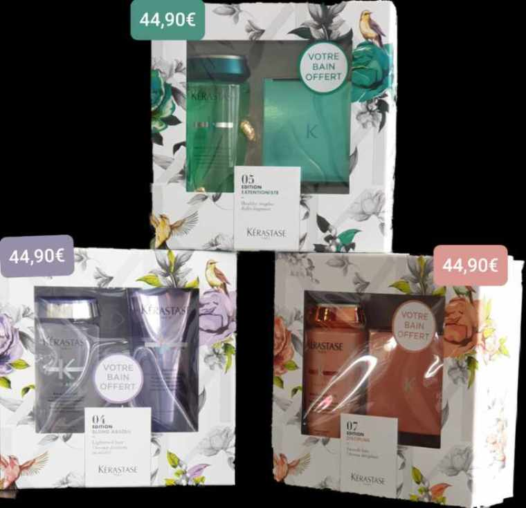 Masque bain pack, coiffure, soin cheveux, offres Jolies Momes Orleans