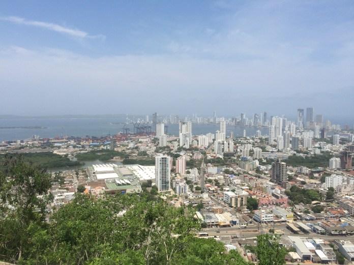 View from La Popa