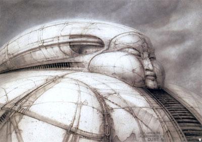 Jodorowski's Dune